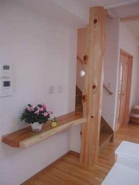 木のぬくもりと開放感のある家
