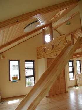 木造3階建住宅