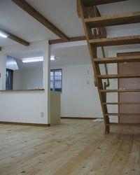 コンパクトな17坪の家